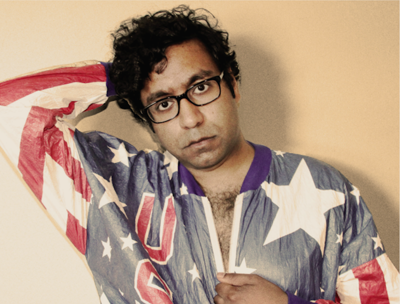 Comedian Hari Kondabolu is performing Aug. 26 and Aug. 27 at Vermont Comedy Club in Burlington. He released his latest comedy album 'Mainstream American Comic' came out in July.