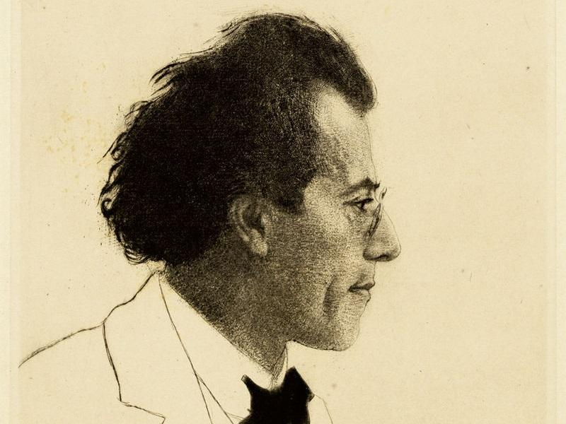 Gustav Mahler followed in the footsteps of the great German composers who came before him. His music reinvigorated the symphony and expanded the possibilities of the orchestra.
