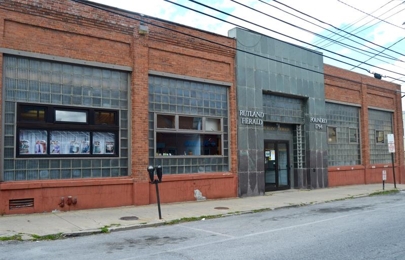 While the sale of the Rutland Herald and Barre-Montpelier Times Argus was completed Friday, the Herald's Rutland building was not included. The sale marks the end of an era for the Mitchell family.