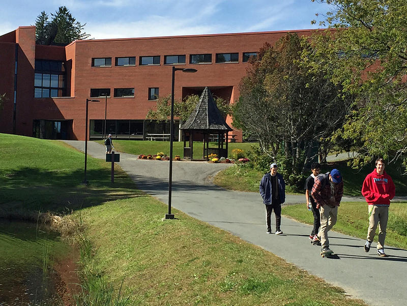 On Thursday morning, the Vermont State Colleges Board of Trustees unanimously approved a plan to merge Johnson and Lyndon State Colleges into one college with two campuses.
