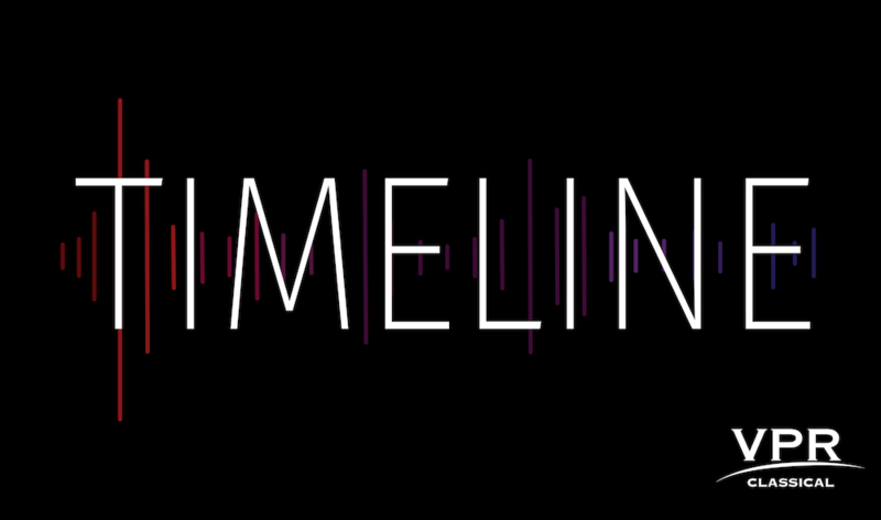 VPR Classical's Timeline program is starting a new series on music and the mind.