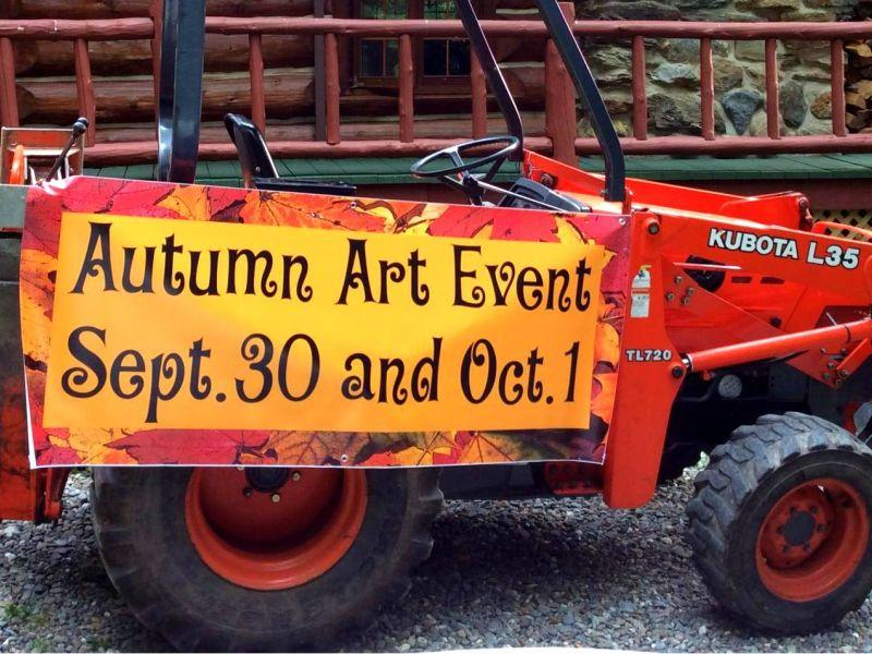 The Montgomery Center Fall Arts event features the works of many local artists this weekend.