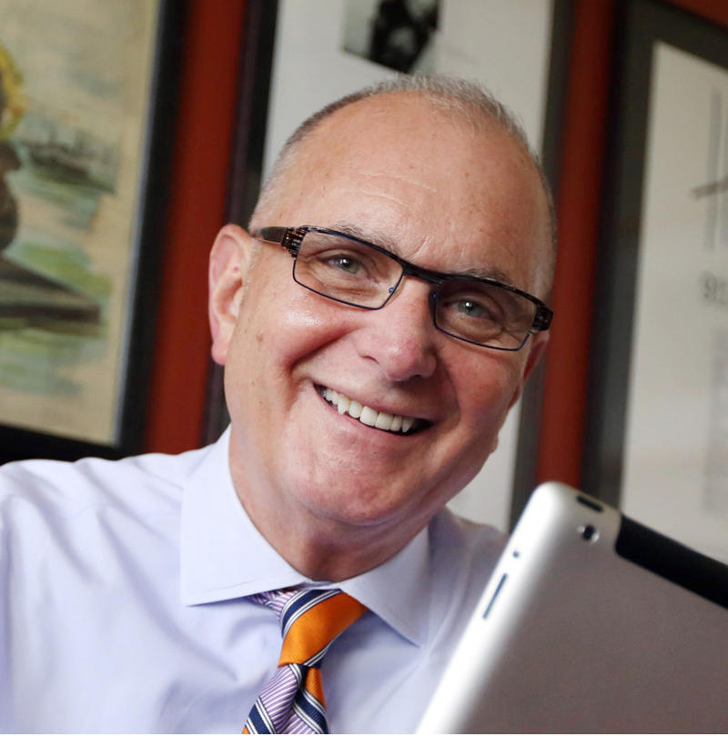 Denis Finley, formerly the editor-in-chief of the Virginian-Pilot, will take over as the executive editor of the Burlington Free Press on Oct. 17.