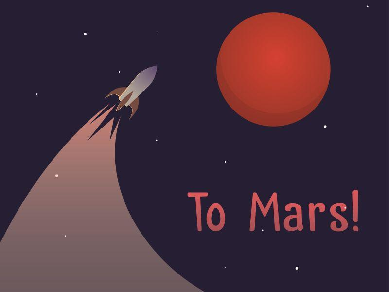 A manned expedition to Mars is just one of the subjects space enthusiasts are excited about.