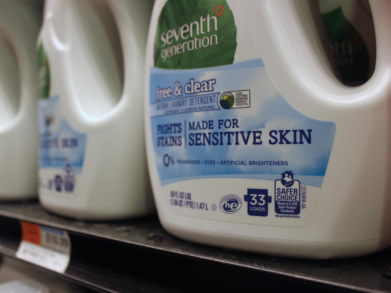 "The EPA's ""Safer Choice"" label, which originated 1990s as ""Design for the Environment,"" is a voluntary program where companies pay to submit their products to a stringent review. Seventh Generation is among a growing number of businesses participating."