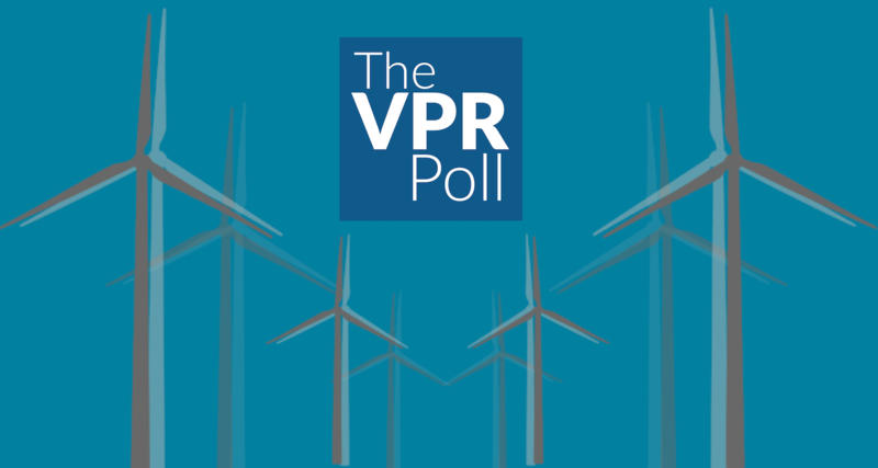According to the latest VPR poll, Vermonters have conflicting ideas about how the state should site renewable energy projects.
