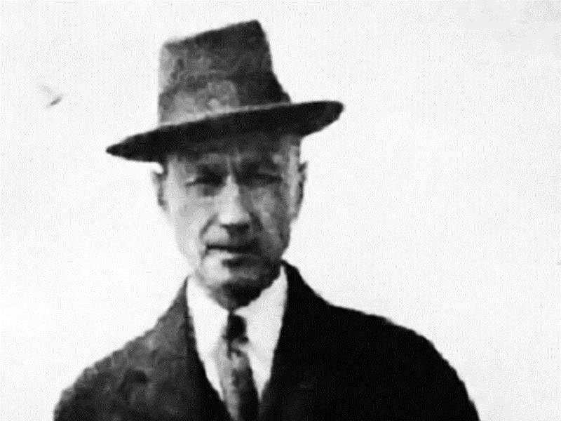 American Composer, Charles Ives, pushed the boundaries of harmony and set a standard of invention and experimentation in American music.