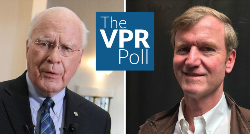 Sen. Patrick Leahy has a significant advantage in the upcoming election.