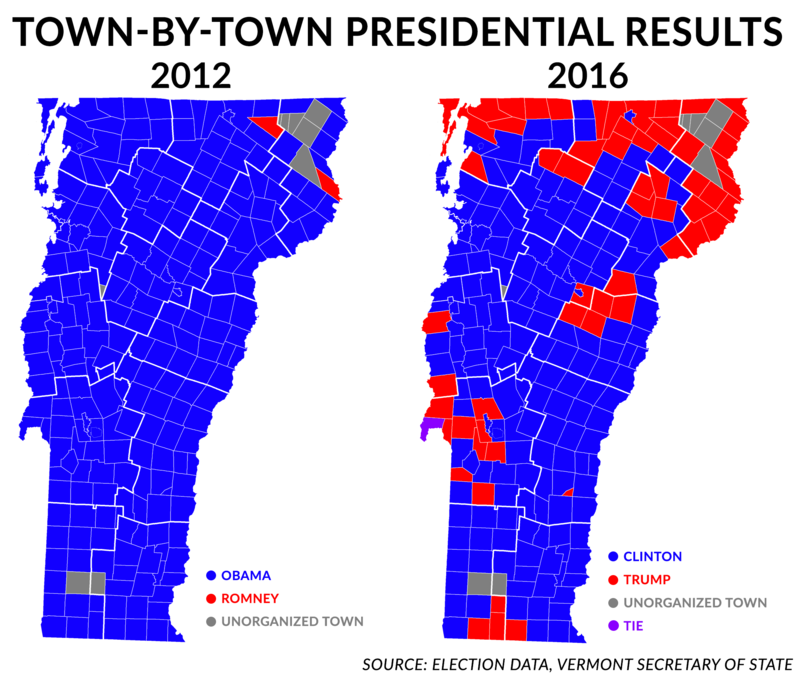 5 Things To Know About Vermonts 2016 General Election Results