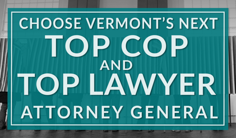 Learn more about candidates running for Vermont attorney general in the 2016 general election.