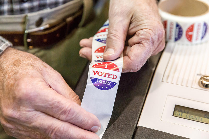 The law will apply to all local and statewide elections in the future, and prospective voters will be able to register to vote at the polling stations where they go to cast a ballot.