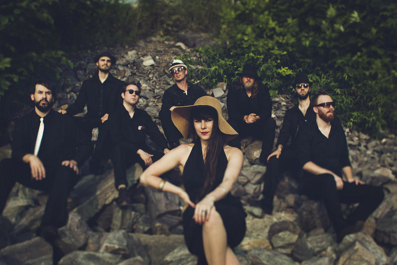 "Kat Wright and the Indomitable Soul Band's new album is called ""By My Side."""