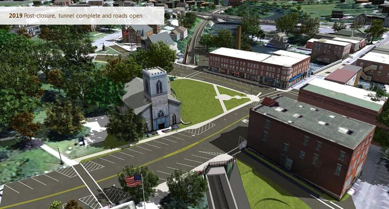 Two bridges in downtown Middlebury need to be replaced, and the state is considering consolidating the work during a 10-week period in 2019.