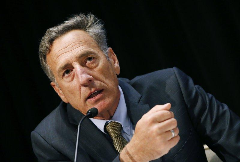 Gov. Peter Shumlin will be leaving office in January. He served as governor for six years before deciding not to run for another term in 2016.