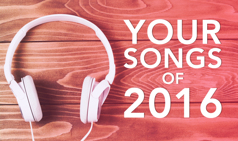What song tells a story about 2016 for you? 'Vermont Edition' is sharing your stories in the annual music show.