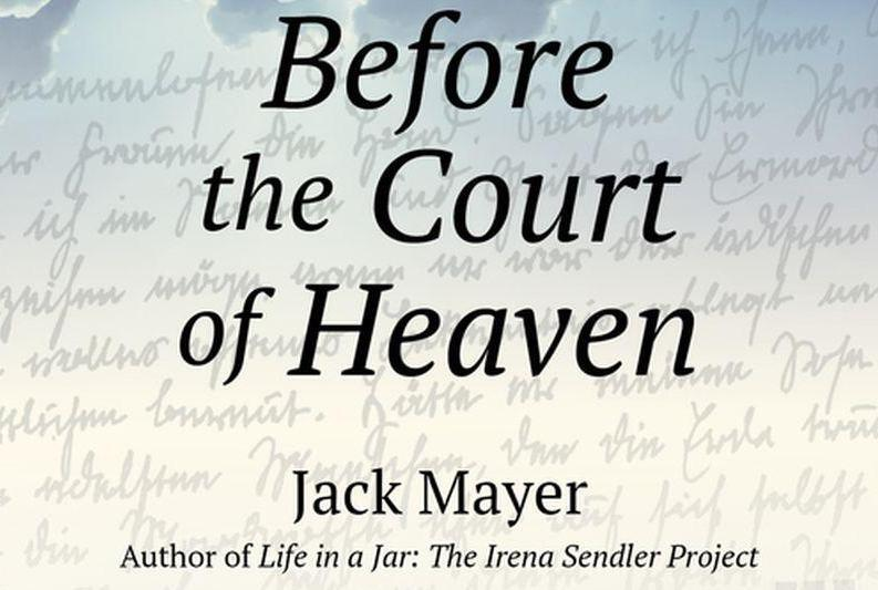 Middlebury author Jack Mayer's new book is a work of historical fiction set in Germany between World War I and World War II.