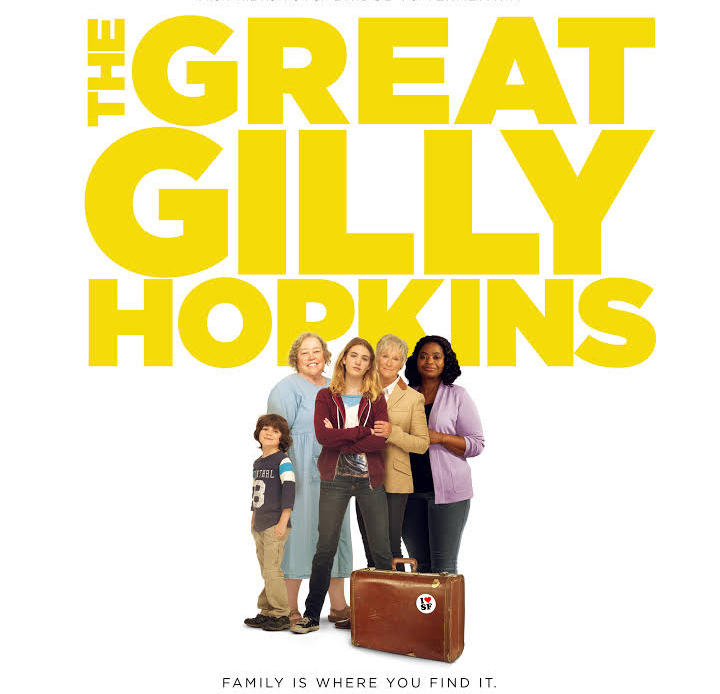 "A film adaptation of Katherine Paterson's book ""The Great Gilly Hopkins"" is out on DVD and is available to stream on-demand."