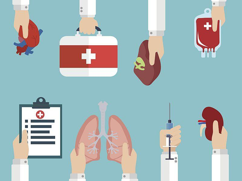 Around half of all Vermonters have signed up to donate their organs upon their death.