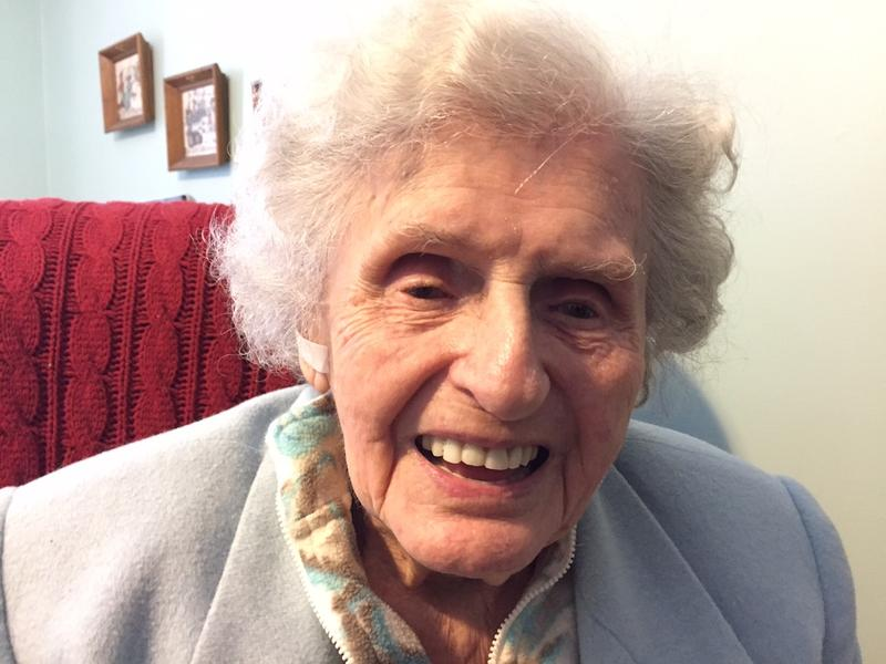 "Denise ""Jane"" Ashworth has had an incredible life, and now, at 99, she's taken on a new adventure: self-publishing her first children's book."