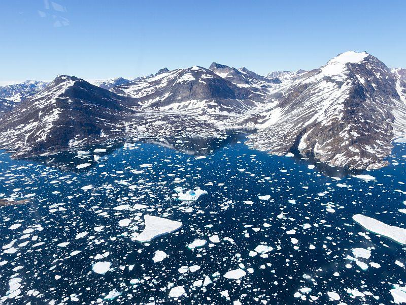 UVM researchers have been studying ocean sediment to understand what happened millions of years ago to Greenland's ice sheet.