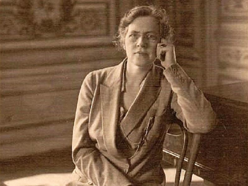 Composer, conductor and instructor, Nadia Boulanger, taught some of the most influential musicians of the 20th century.