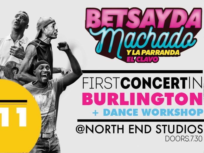A group hailing from a small Venezuelan town heats up The Northend Studios this coming week with percussion, dance and song.