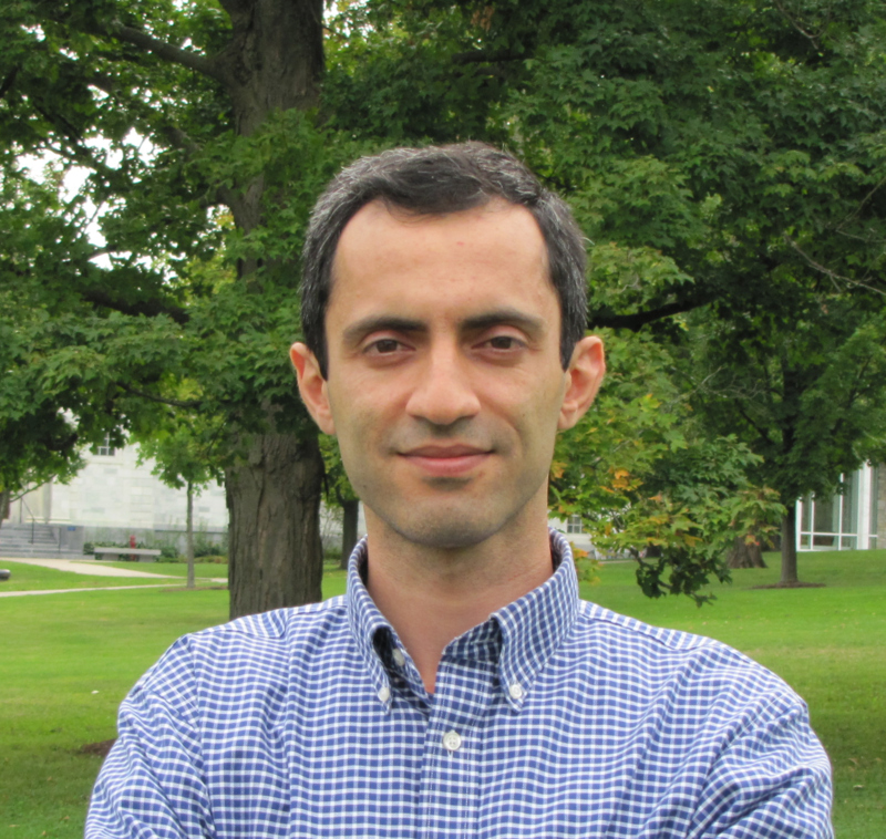 "Ata Anzali is an assistant professor of religion at Middlebury College and an Iranian citizen with a green card. He has been in Iran on sabbatical and spoke to ""Vermont Edition"" about dealing with the issue of when to return to the U.S. with his family."