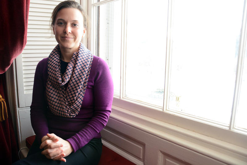 Lindsay Deslauriers, Vermont director of Main Street Alliance, says paid family leave could help businesses compete when wooing young people to work in Vermont. A new report says the cost of such a system in Vermont could be as high as $79 million.