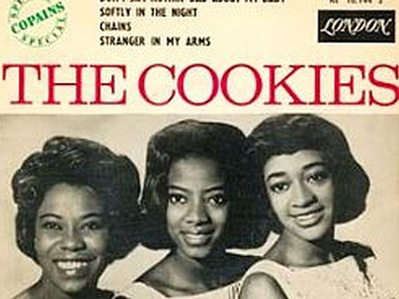 "The girl-group known as ""The Cookies"" had members who went on to sing back-up for Ray Charles and on some of the biggest hits of the 1960s."