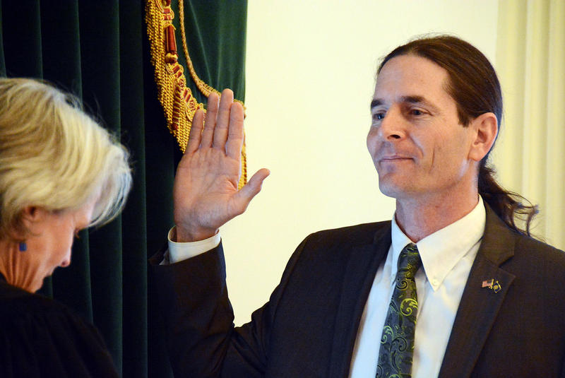 Lt. Gov. David Zuckerman, who has had an 18-year career at the Statehouse as a member of both the House and the Senate, is the only lieutenant governor in the country who is from a third party.