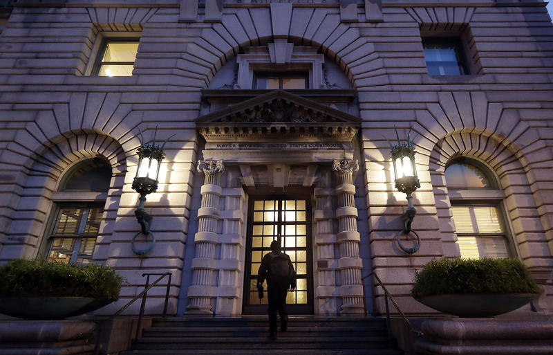 The 9th U.S. Circuit Court of Appeals building in San Francisco. Vermont's delegation has praised the federal appeals court's refusal to reinstate President Donald Trump's ban on travelers from seven predominantly Muslim nations.