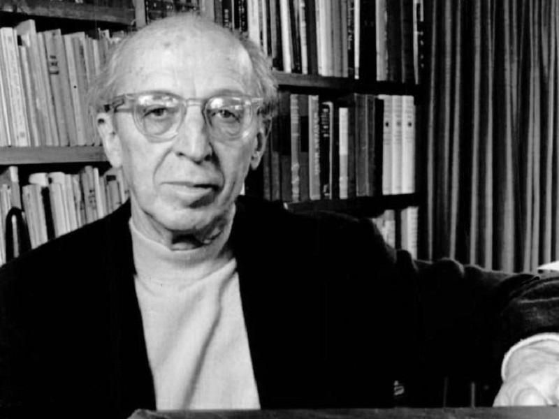Composer, Aaron Copland brought a sense of American nationalism to his work, influencing a new generation of composers.