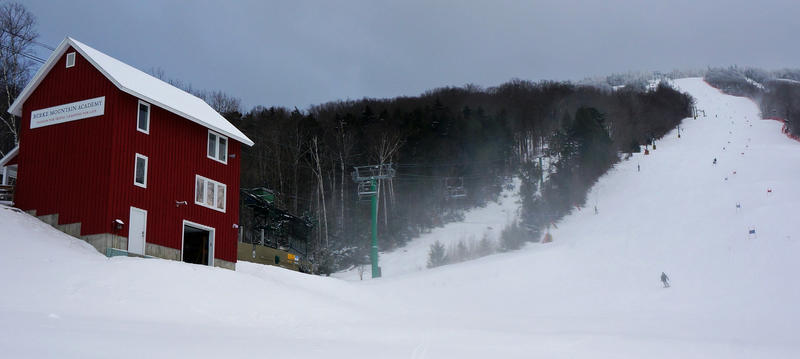 Burke Mountain Academy has an exclusive training and racing area at Burke Mountain Resort. Ski academies such as Burke are among the independent schools in Vermont that accept publicly tuitioned students.