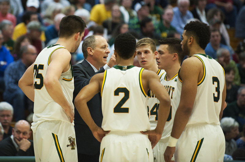 John Becker is the head coach of the men's basketball team at the University of Vermont. The team is 22 and 5 this year and is on a 14-game winning streak.