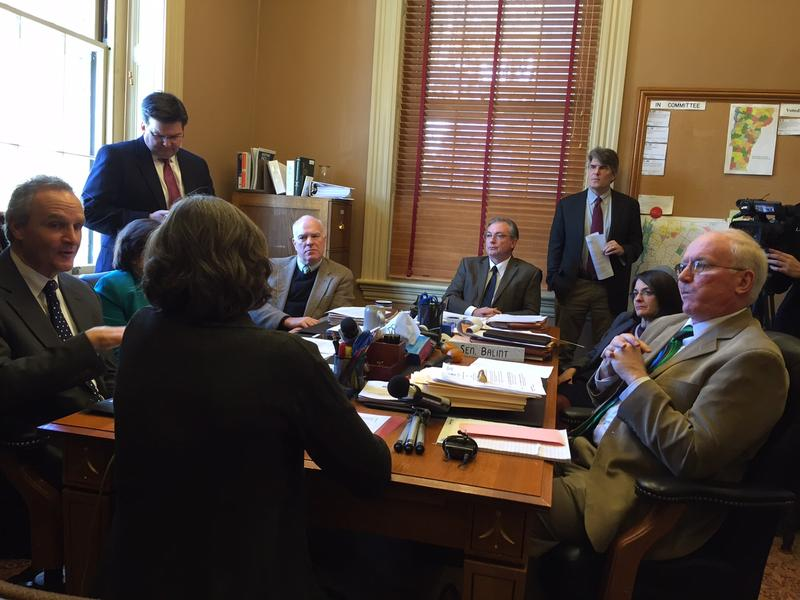 The Senate Education Committee met this week to talk about giving school districts more time to come up with merger plans required under Act 46.