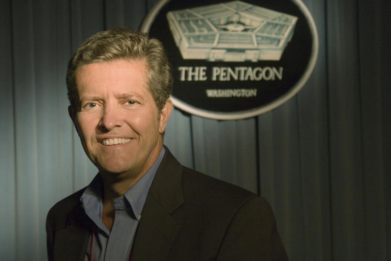 Tom Bowman, NPR's national desk reporter covering the Pentagon, is also a Saint Michael's College alum. He'll be back the college to give a talk on Feb. 23.
