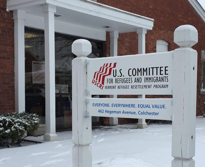 Vermont Refugee Resettlement Program works through the U.S. Committee for Refugees and Immigrants to help refugees from around the world transition to life in Vermont. Refugee arrivals to Vermont could restart in the next 10 days.