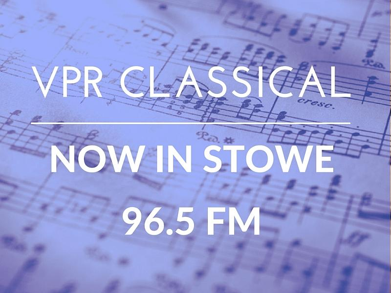 VPR Classical Now Available In Stowe