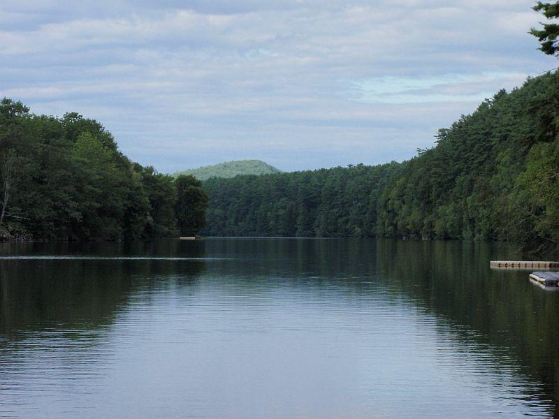 The Connecticut River is one of the major bodies of water that Vermont's clean water efforts benefit.