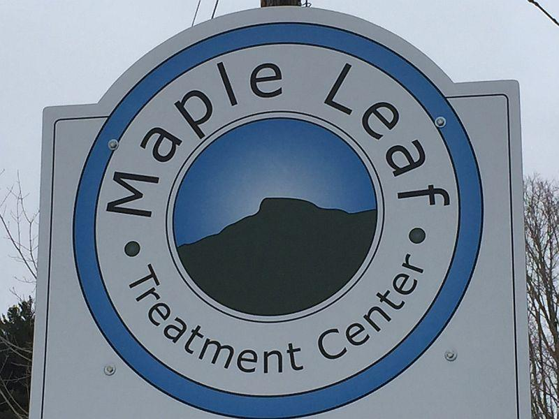 With Maple Leaf's closing, the state is left with two private treatment facilities - Valley Vista and Serenity House.