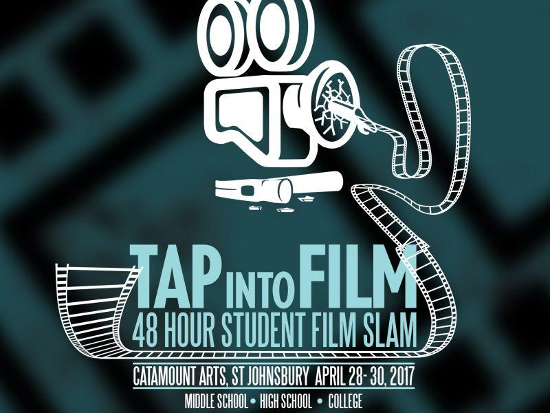 The Tap Into Film 48-Hour Film Slam invites students to create teams and write, direct, edit and premiere a short film in just two days' time.