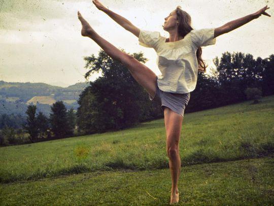 Melinda Moulton in '60s Vermont