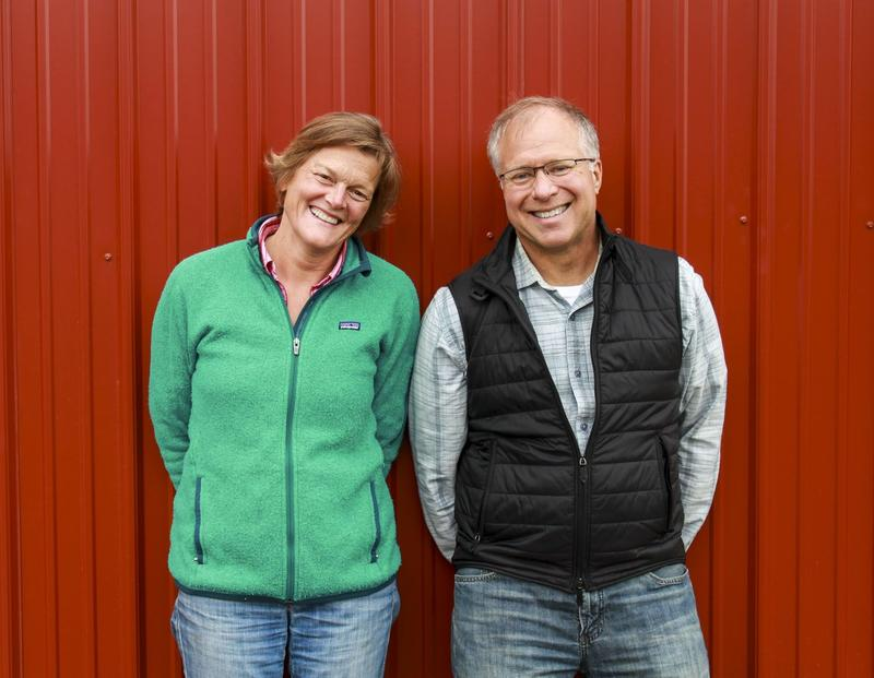 Allison Hooper and Bob Reese founded Vermont Creamery in 1984.