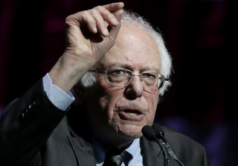 Sen. Bernie Sanders is running for a third term in the U.S. senate. He'll be on the primary ballot seeking the Democratic nomination.