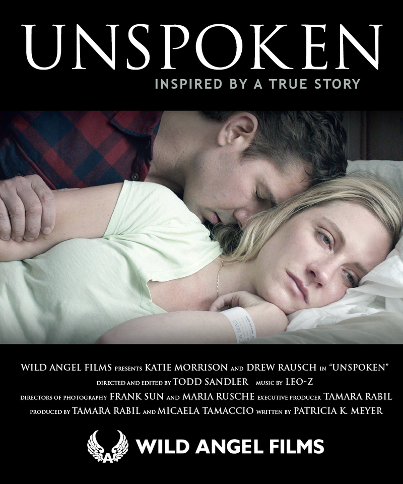 """Unspoken,"" a short film that will air this week on Vermont Public Television, was inspired by an article written by Rutland writer and actress Sandra Stillman Gartner about the heartbreaking hurdles she and her husband faced trying to have children."
