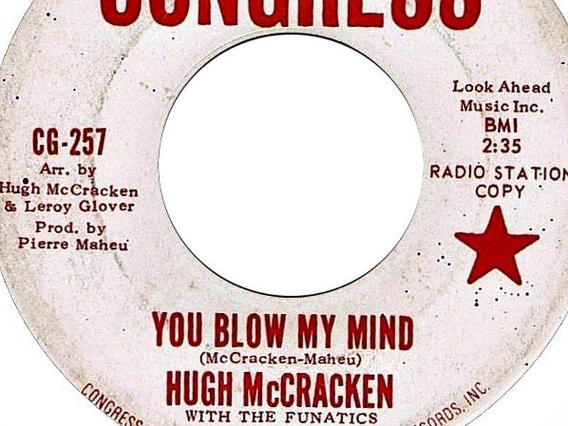 Guitarist Hugh McCracken was a sought-after player. This week and next, My Place will take a closer look and listen to some of the songs and artists with whom he performed.