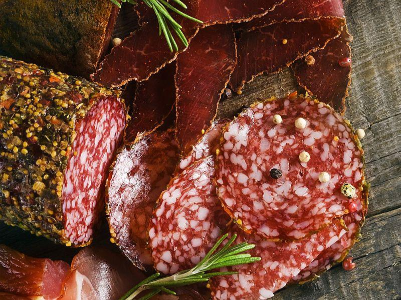 Salumi, sausages, pancetta, and prosciutto are some of the cured meats that have been produced for centuries.