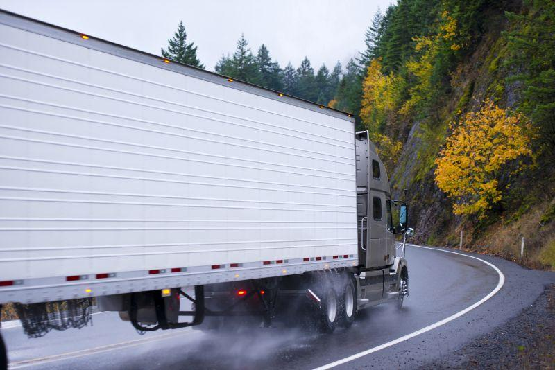 We're talking about life for truckers and what's been changing for the trucking industry in Vermont.