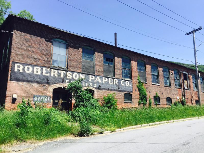 Bellows Falls wants to tear down the former Robertson Paper Mill and redevelop the property. A development group was awarded a $200,000 EPA grant Thursday, which will help begin remediation work on the former industrial site.