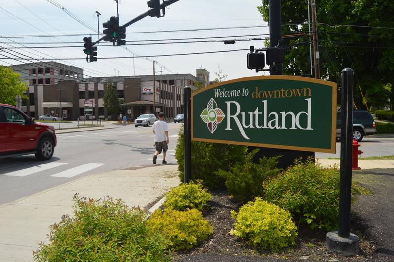 The arrival last week of a Syrian couple with three children bring the total of refugee families in Rutland to three. It's far lower than the 20 to 25 refugee families the city had been expecting.